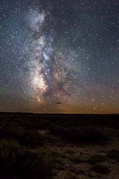This Time-Lapse Film Proves There's No Better Place To See The Stars Than Out West