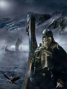 Viking by Caper Art.