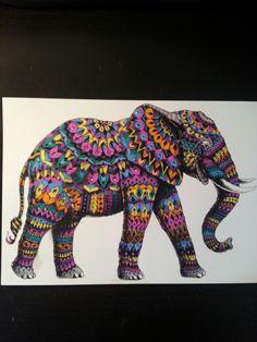 Bestiaire Elephant