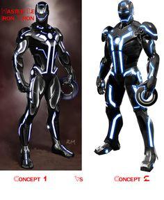 Iron Tron Concept vote off by ~Masterle247 on deviantART