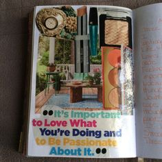 This is the journal flip through that i just completed. I completed it in two months. As you can see some of the words on the cover of this journal had faded. Inside my journal is the same as alway…