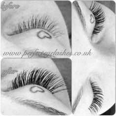 Perfect Eyelashes transformation