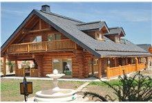Srub Klenovice Home Fashion, Cabin, House Styles, Home Decor, Homemade Home Decor, Interior Design, Cottage, Home Interiors, Wooden Houses