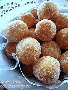 Home Sweet Delights Italian Desserts, Mini Desserts, Italian Recipes, Delicious Desserts, Mexican Food Recipes, Gourmet Recipes, Dessert Recipes, Cooking Recipes, Beignets