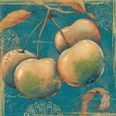 Lovely Fruits III Print by Daphne Brissonnet at eu.art.com