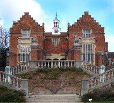 The Harrow School. Founded by one of my ancestors, Sir John Lyon