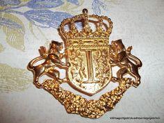 Ivana Trump Pendant / Brooch Vintage