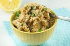 Tuna salad is a classic lunch option. But the traditional recipe calls for mayonnaise – which isn't always Paleo-friendly. (Looking for a Paleo mayo recipe – check out this recipe.) You can forget the mayo and still have an awesome tuna salad option. This alternative to traditional mayo based tuna salad will have you questioning …