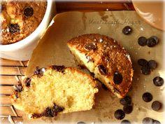 Una Pizca de Hogar: Muffins de Plátano y Chocolate.