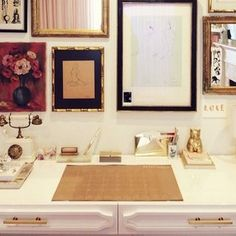 Lauren Conrad's home office, obviously.