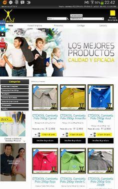 Etexcol busca tu comodidad. Ahora puedes comprar en línea.  Visita Www.etexcol.com