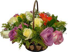 Flower Arrangements, Floral Wreath, Wreaths, Plants, Home Decor, Rose Arrangements, Wicker, Baskets, Floral Arrangements
