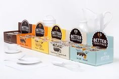 New packaging: Better Together