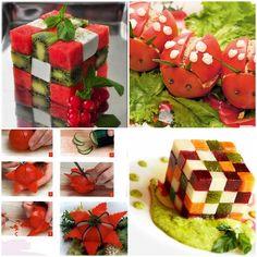 Aperitive pentru zile festive | Retetele Mele Dragi Finger Food Appetizers, Finger Foods, Appetizer Recipes, Yummy Treats, Food Ideas, Gift Wrapping, Snacks, Chicken, Creative