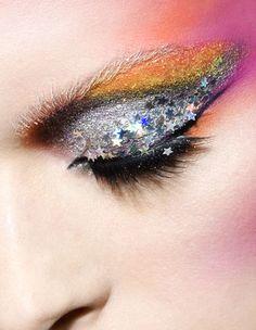 Maquillaje Años 80´s