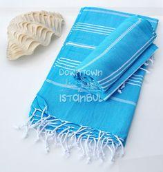 Beach Towel Blanket Set of 2 Turkish Bath by DowntownIstanbul, $29.99