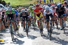 Contador y Valverde en La Vuelta