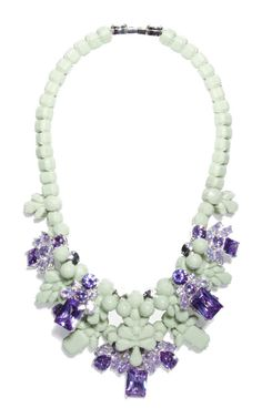 Ek Thongprasert Jewelry Baltimore Buzz Necklace