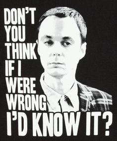 I just love The Big Bang Theory :)