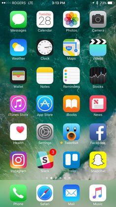 iOS 8 iPhone App Icons Printable vale Halloween Iphone