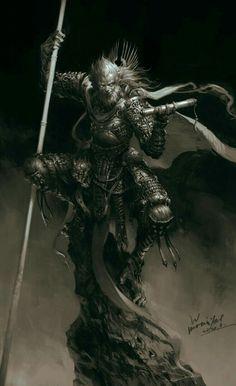 Monkey Art, Monkey King, Samurai Tattoo, Samurai Art, High Fantasy, Fantasy Art, Character Art, Character Design, King Tattoos
