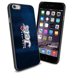 NHL HOCKEY Winnipeg Jets Logo, Cool iPhone 6 Smartphone Case Cover Collector iphone TPU Rubber Case Black Phoneaholic http://www.amazon.com/dp/B00UXJEETG/ref=cm_sw_r_pi_dp_mA9mvb0FYN4SM