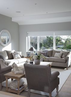 Foxrock Chichester – Neptune by Global Village Living Room Ideas Uk, Living Room Lounge, Chic Living Room, Cozy Living Rooms, Living Room Inspiration, Home Living Room, Living Room Designs, Living Room Decor, Living Area