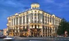 photos of old hotels | Bristol fashion ... Warsaw 's 110-year-old Hotel Bristol was the ...
