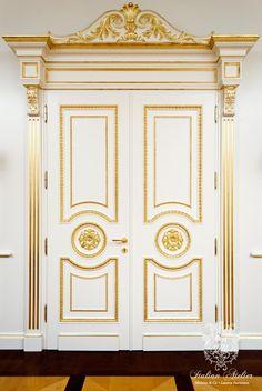 Italian Atelier by Moletta & Co • Door - Cod: IA-EA-PO-021