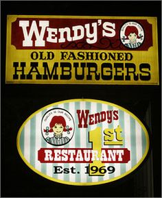 In 1969 Wendy's opened their first restaurant in Columbus Ohio.