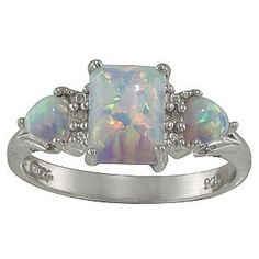 ALWAYS GET OPAL JEWELRY AS A GIFT...IF NOT ITS BAD LUCK.  THE MAKE THE OPAL SHINE MORE COLORFUL SOAK OPAL IN VEG OIL OVERNIGHT...BRINGS OUT THE OPAL COLORS...BEAUTIFUL!!