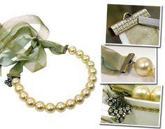 Se você gosta de bijuterias românticas e perfeitas para serem usadas à noite e em festas, acompanhe esta postagem sobre bijuterias de fitas e pérolas.