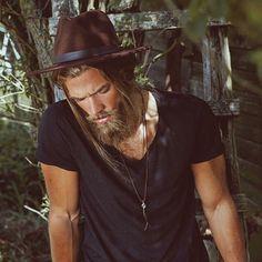 Ben Dahlhaus for Lack of Color Hats, Australia | photo by Esra Sam photography
