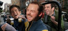 Community Post: Sherlock Holmes, James T. Kirk, Shaun Of The Dead, And Spock All Walk Into A Bar...