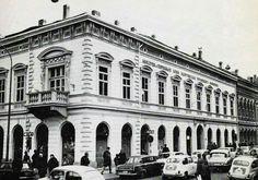 "Corner of Knez M and King Petar I - restaurant ""Snow white"""