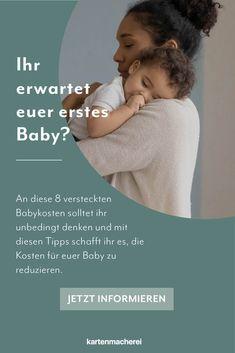 8 versteckte Babykosten: Daran solltet ihr unbedingt denken und so könnt ihr sparen! Von der Schwangerschaftskleidung über die Erstausstattung bis hin zur Einrichtung für das Babyzimmer. Vor und nach der Geburt kommen so einige Kosten zusammen. Im Magazin erhaltet ihr Tipps wie ihr trotzdem sparen könnt.