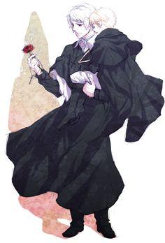Himaruya Hidekaz - Hetalia