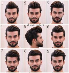 Instagram 上的 Best Men's Hairstyles and Cuts:「 Choose your favourite(s)! ➖ 👇➖👇➖ 📸 by @mostafa_bagherii 」