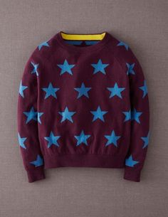 I've spotted this @BodenClothing Patterned Sweater Beetroot Star