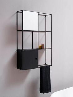 Coup de cœur : Des meubles de salle de bain minimalistes par Norm Architects