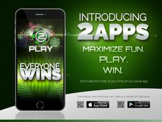 Mobile gaming enthusiasts heads up! 2apps is ready to entertain you! Now you can play exciting slots, card & table games anytime, anywhere. Download the app now! #apps #gaming #mobile #appdev