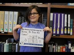 2018 National Library Week Staff & Patrons Sharing Stories #2, by Moores...
