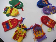 Finger puppets, Puppets and Fingers on Pinterest