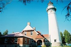 Gulliver Lighthouse, Schoolcraft county, Michigan