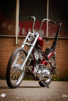 jd-kd:   	Thunderbike 30 Years Panhead (2015) by The Pixeleye Dirk Behlau    	Via Flickr: 	www.thunderbike.de