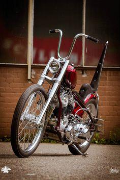 jd-kd: Thunderbike 30 Years Panhead (2015) by The Pixeleye Dirk Behlau Via Flickr: www.thunderbike.de