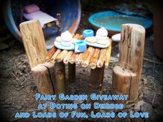 My Rhythm and Rhyme in Motherhood :: Fairy Garden Giveaway until 7/14 at http://dotingondeirdre.blogspot.com/2013/07/fairy-garden-giveaway.html