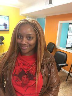 American and African Hair Braiding : Tree braids - Beauty Haircut Haircut Styles For Women, Short Haircut Styles, Micro Braids Styles, Braid Styles, Tree Braids Hairstyles, Braided Hairstyles, Unique Hairstyles, Black Hairstyles, Hairstyle Ideas