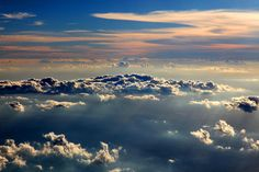 The other side of the clouds. (Image source: kees straver)