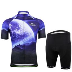 Sale 21% (31.55$) - 3D Bicycle Bike Cycling Suit Cycling Clothing Sportwear